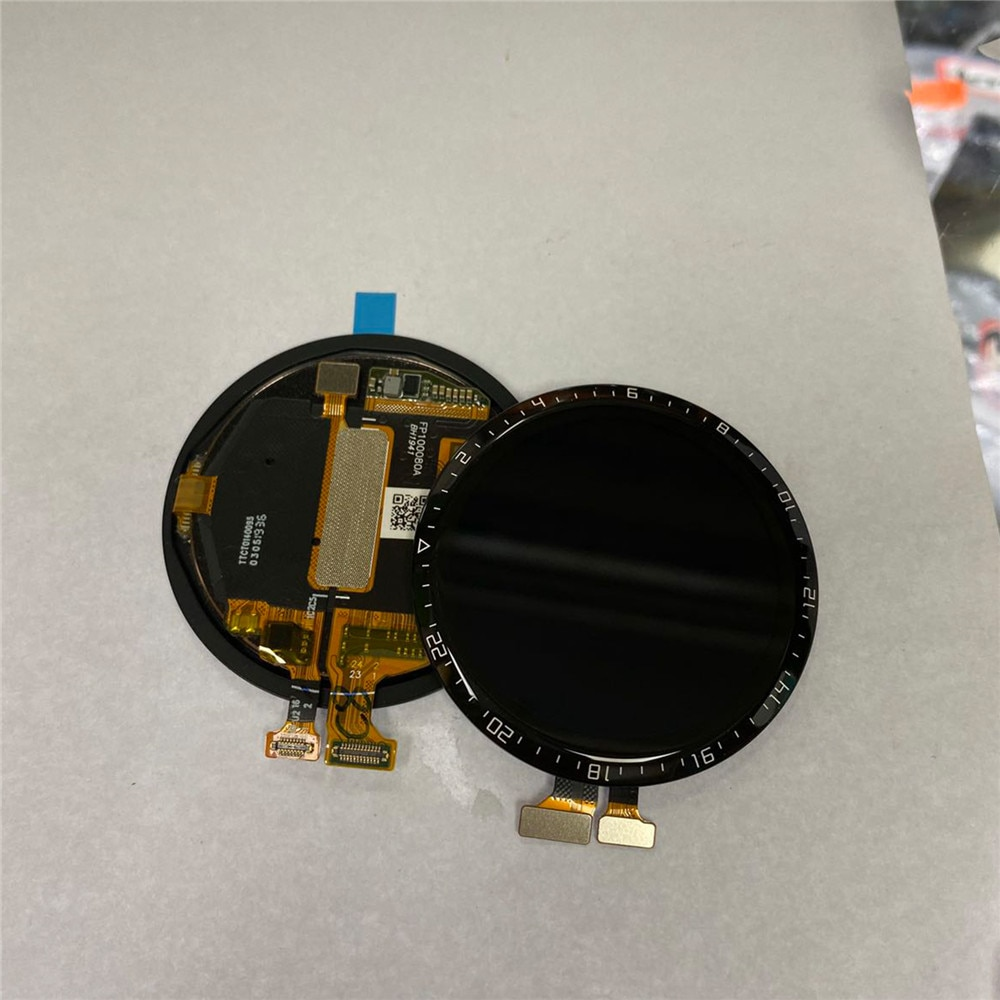 Montagem da Tela para Huawei Painel de Toque Substituição Display Relógio 46mm Acessórios Assistir Tela Peças Reparo Lcd Gt2