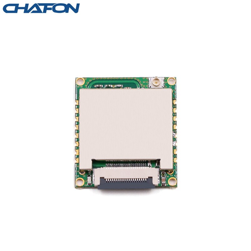 Chafon 865-868Mhz rfid الكاتب وحدة واحدة هوائي ميناء ISO18000-6C بروتوكول مع IPEX موصل للإنتاج خط إدارة