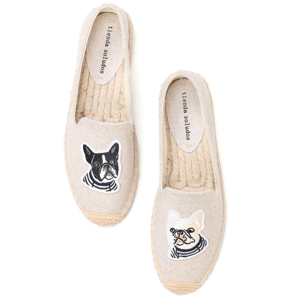 حذاء مسطح نسائي كاجول عتيق بطرف مستدير حذاء مسطح 2021 عروض على Zapatillas Mujer