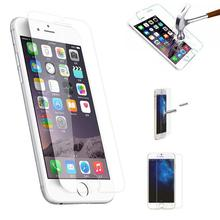 Phone Screen Protector Tempered Glass Protective Film Accessories for iPhone 4 5S SE 6S 7 7 Plus