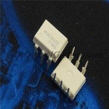50 PCS/LOT MOC3022 DIP6 DIP-6 optocoupleur couplage photoélectrique