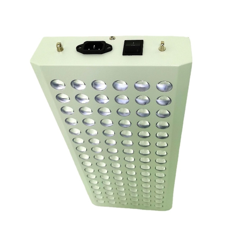 Led Red Light 660/850nm Therapy Near Infrared 500W Portable Non-flicker Face Skin Beauty Therapy Lamp with Remote enlarge