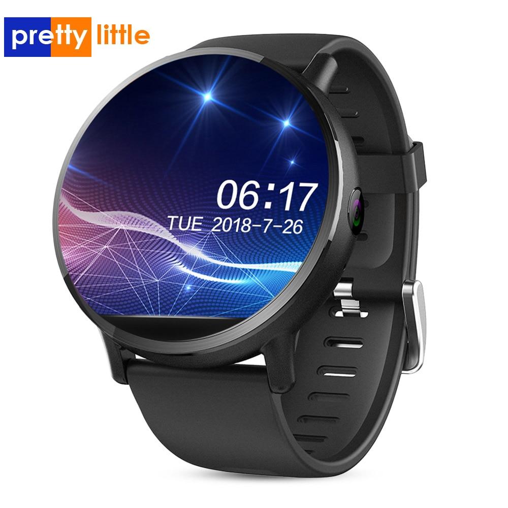 Reloj inteligente DM19 para hombre, deportivo con GPS y Wifi, 4G, Android 7,1, cámara de 8,0mp, MTK6739, Quad Core, 16GB Rom, IP67
