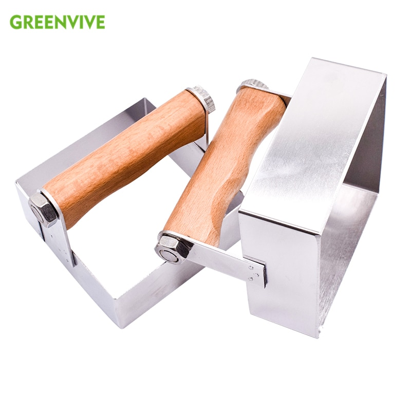 Beekeeping Tool Frame Scraper Bee Stainless Steel Honey Cutter Cutting Tool Beekeeping Tool Accessories high quality stainless steel cheese separator butter cutter scraper blade baking tool kitchen accessories cutting machine