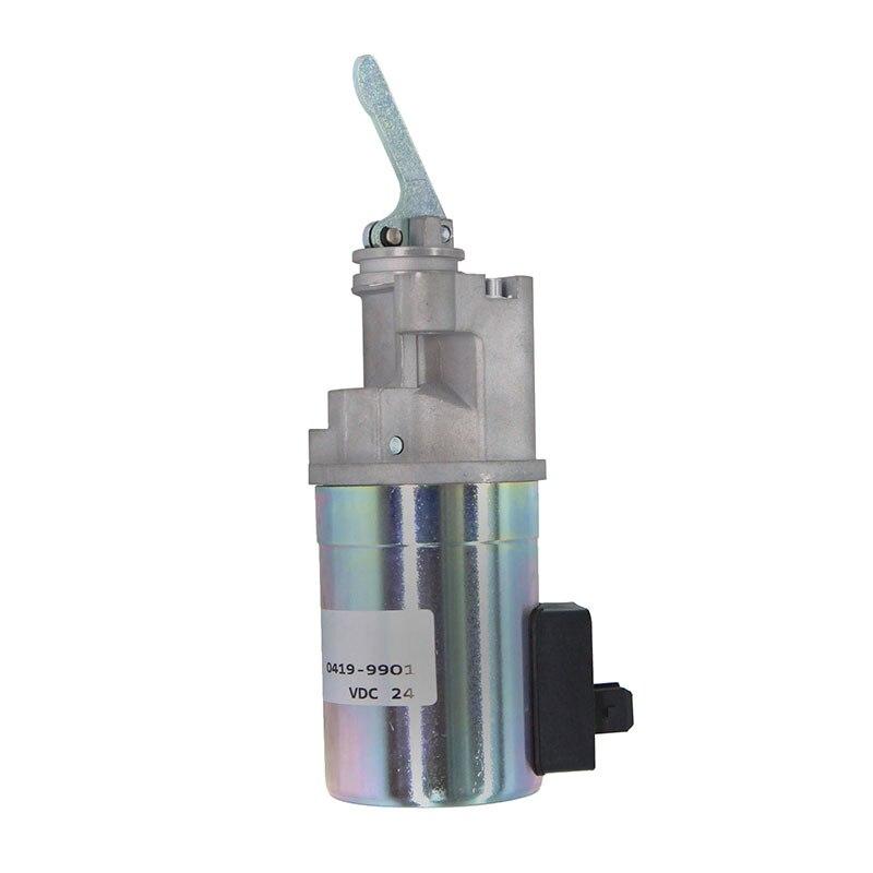 Abgeschaltet Magnet 04199901 0419-9903 24V Für Deutz Motor BFL1011 BFL913C BFM1015 BFM2012 FL511 PL913 BF6M2012