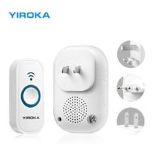 W101 Smart Wireless Doorbell long distance/learning code/58 ringtones selection waterproof Security