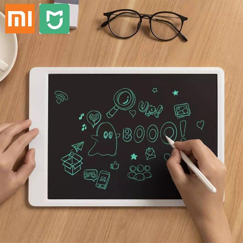 Xiaomi Mijia LCD Schreiben Tafel Tablet Handschrift 10/13. 5 zoll mit Stift Digitale Zeichnung Elektronische Nachricht Grafiken Pad