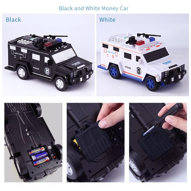 C5AA цифровая копилка, Детская игрушечная копилка, сберегающие депозиты, электронные копилки, дети, ребенок, наличные, автомобиль, монета, Сей...