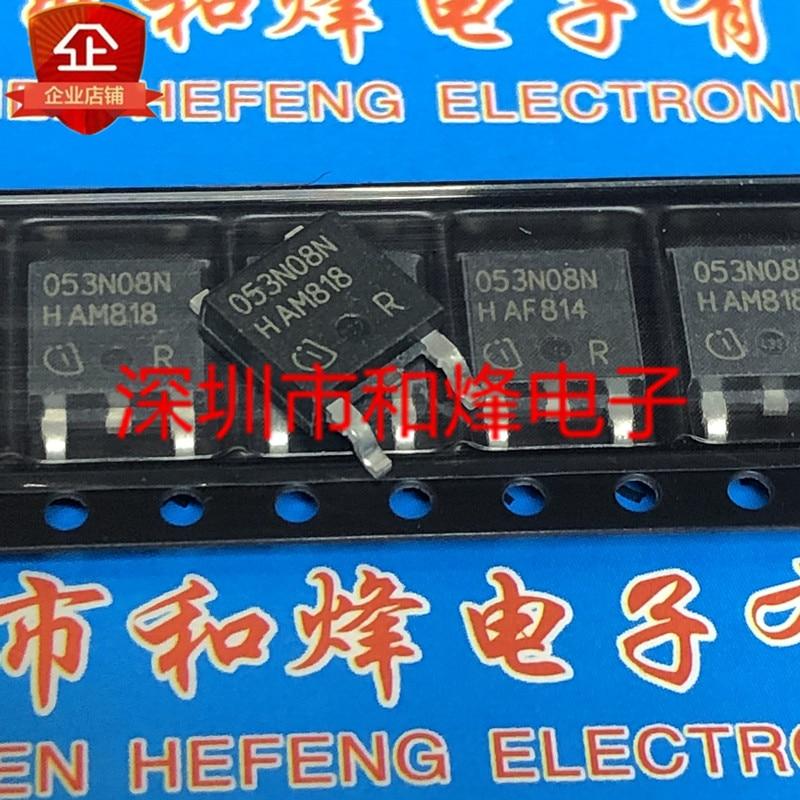 100% neue & original 053N08N IPD053N08N3G ZU-252 80V 90A