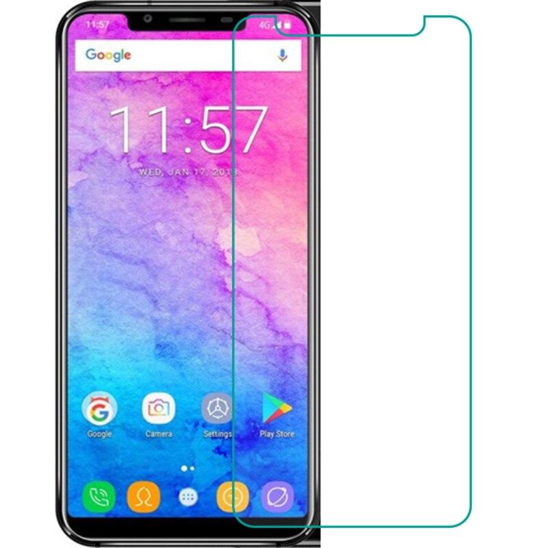 Vidrio templado para Oukitel C10 C11 C12 C15 C16 C17 Pro Y4800 funda protectora de pantalla de vidrio para teléfono
