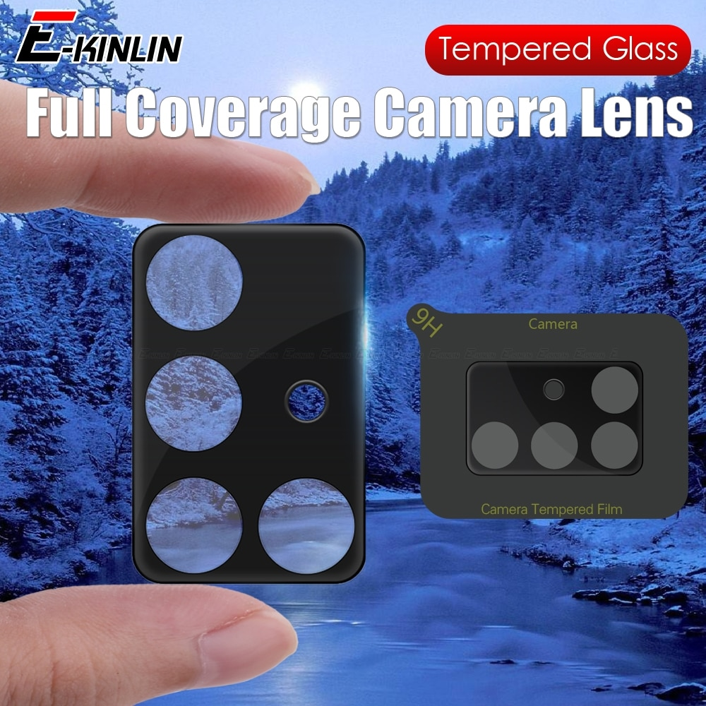 Camera Lens Full Coverage Protective Film 3D Screen Protector Tempered Glass For Samsung Galaxy A12 A31 A71 A21s A41 A51 M31 5G