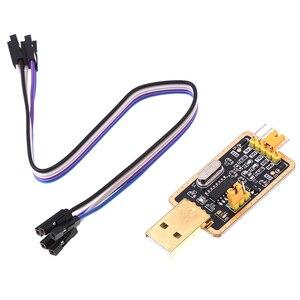 New CH340G RS232  Module USB To TTL Converter UART Module CH340