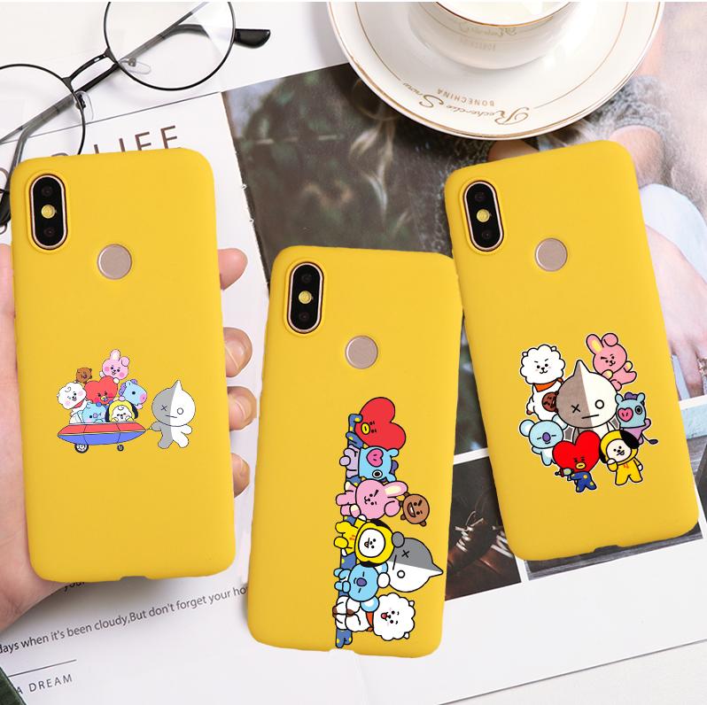 Kpop Bangtan Boys Soft silicone phone case For huawei p30 p30 lite p20 pro mate 30 20 pro 30 lite honor 20 10 9 lite