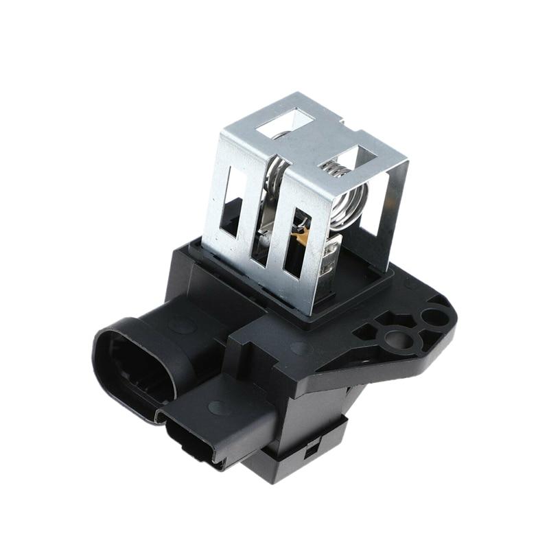 Radiador ventilador do motor relé resistor para peugeot citroen 1267j6 9662872380