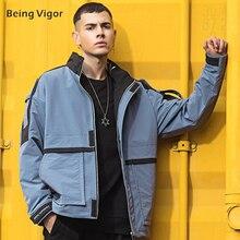 Nieuwe Bomber Jacket Mannen Bovenkleding Casual Mannen Outdoor Overjassen Hiphop Streetwear Top Kleding 4XL Мужское Пальто