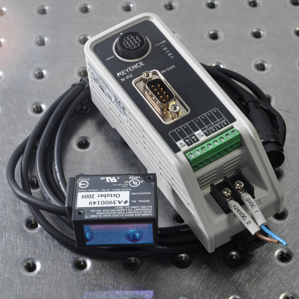 KEYENCE N-R2 dedicated communication unit BL-1301HA ultra-small digital barcode reader