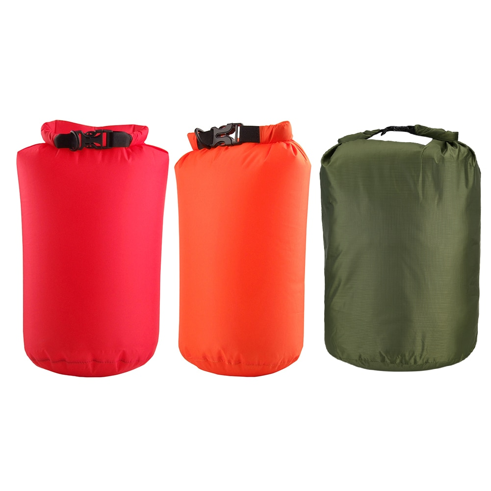 8/40/70L sport étanche sac à dos sac à dos flottant canotage kayak Camping ultraléger sac à main téléphone caméra sac de rangement