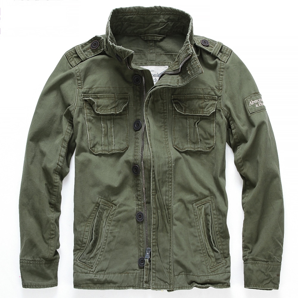Free Shipping Vintage Tactical Jacket Man Winter Warm Overcoat Camouflage Windbreaker Air Force Mans Bomber Coat Trench Coat New