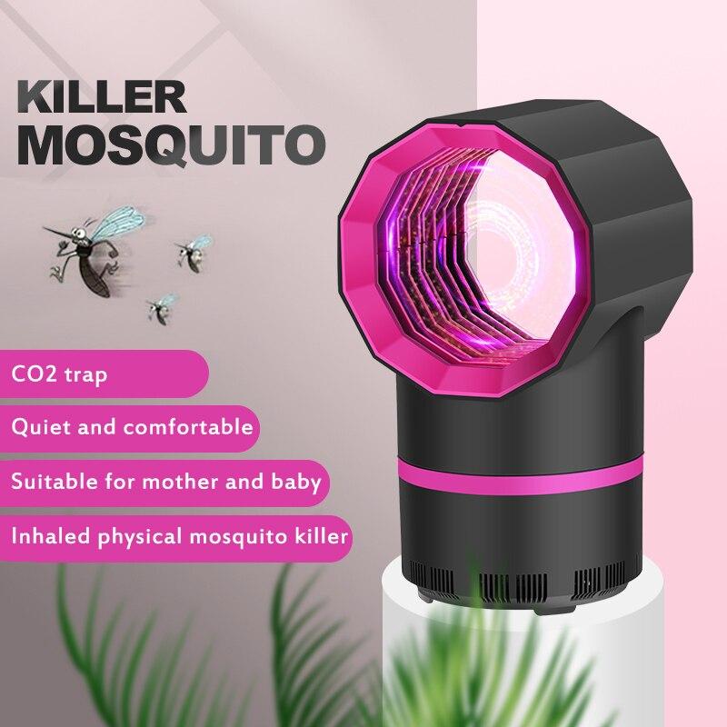 휴대용 모기 킬러 가정용 Led 모기 USB 모기 소음 없음 방사선 방충제 모기 킬러 유물 모기