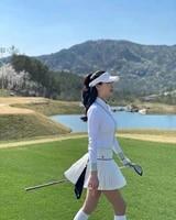 golf clothing fl summer womens golf short skirt quick drying breathable lined shorts skirt golf wear