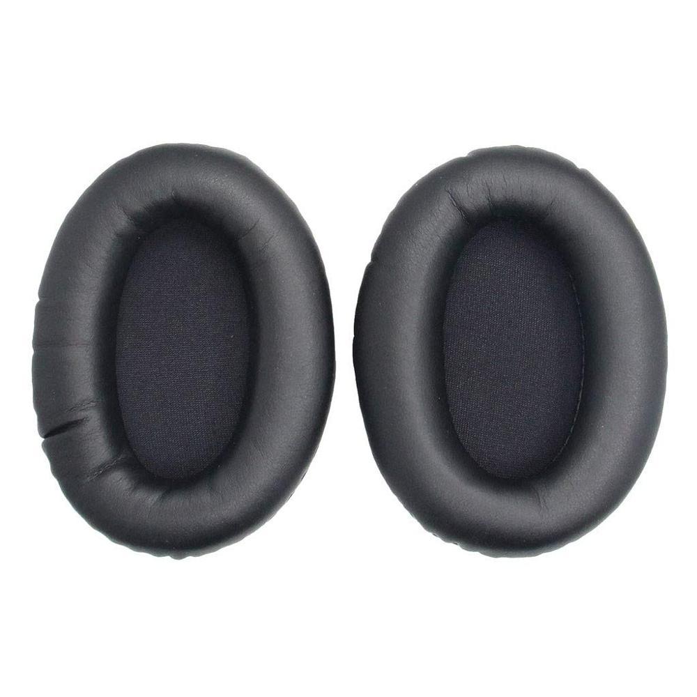1 par substituição de espuma earpads proteína esponja capa almofadas de ouvido almofada para kingston hscd KHX-HSCP hyperx nuvem ii fone ouvido