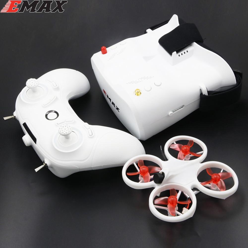 EMAX EZ الطيار 82 مللي متر Mini 5.8G داخلي FPV سباق بدون طيار مع كاميرا نظارات حملق RC الطائرة بدون طيار 2 ~ 3S RTF الإصدار للمبتدئين