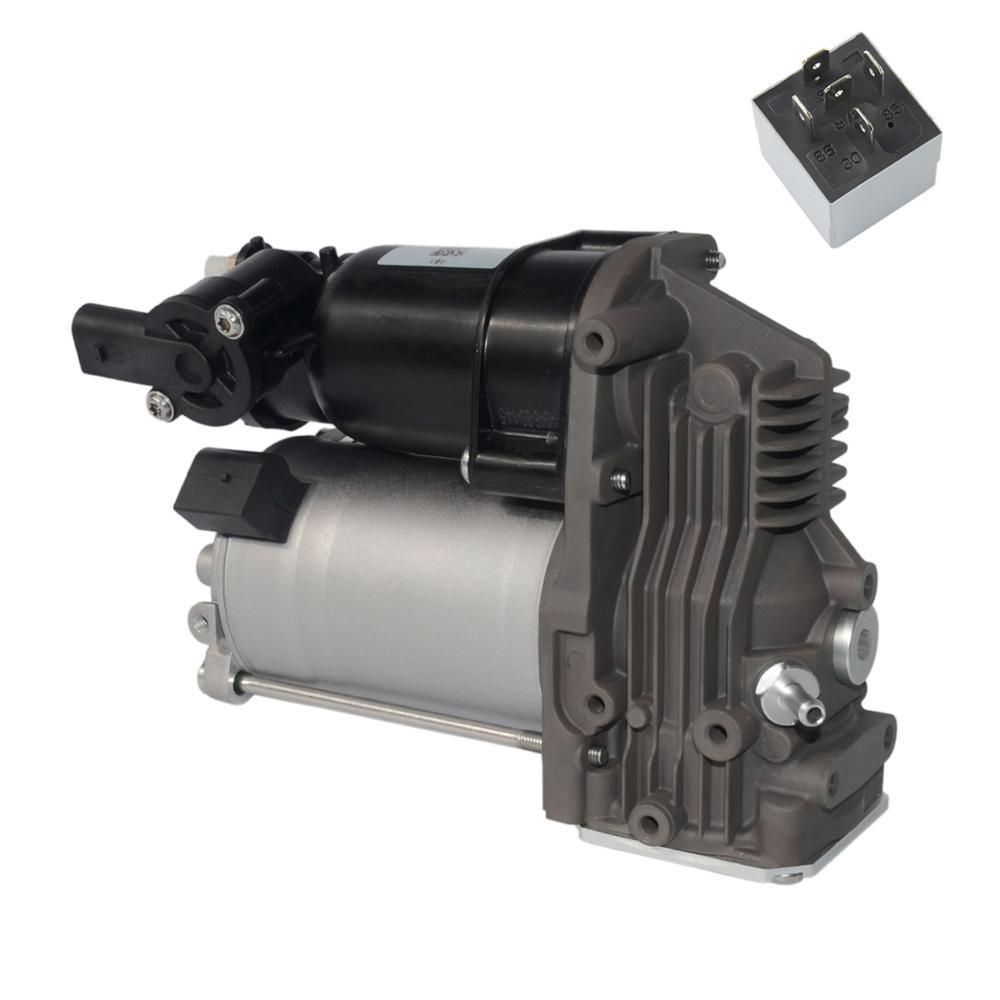 AP03 Neue Für BMW 5 Series E61 Luftfederung Pumpe Kompressor & Relais 37206792855 37106793778