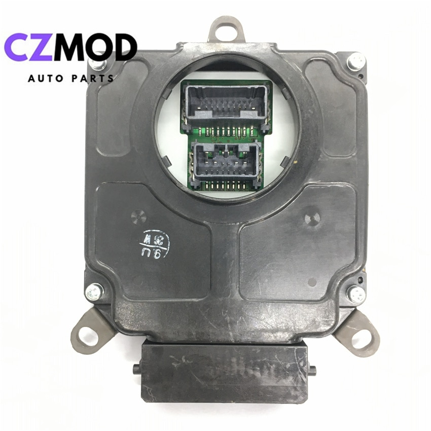CZMOD оригинальная б/у ZW7L0 89907-58030 ZW7R0 89908-58030 светодиодный фар Управление модуль драйвера 8990758030 8990858030 для Toyota
