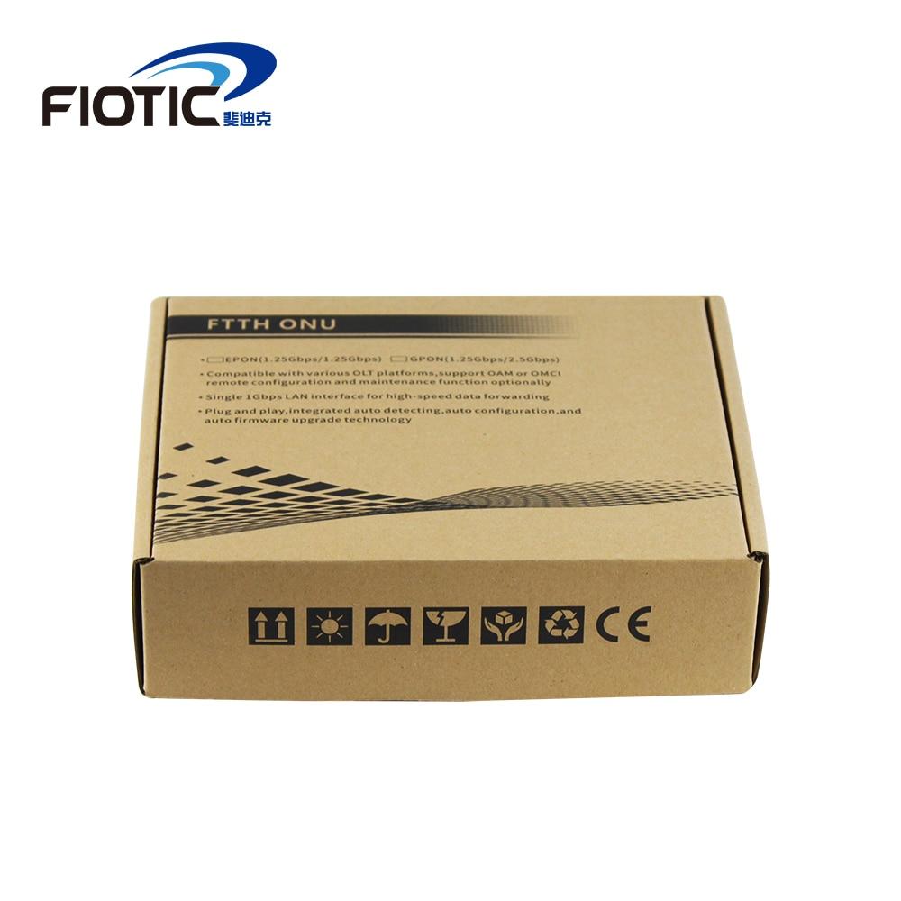 FTTH 1GE GEPON 1port ONU EPON OLT 1.25G  ONT EPON  Compatible  ZTE Fiberhome enlarge
