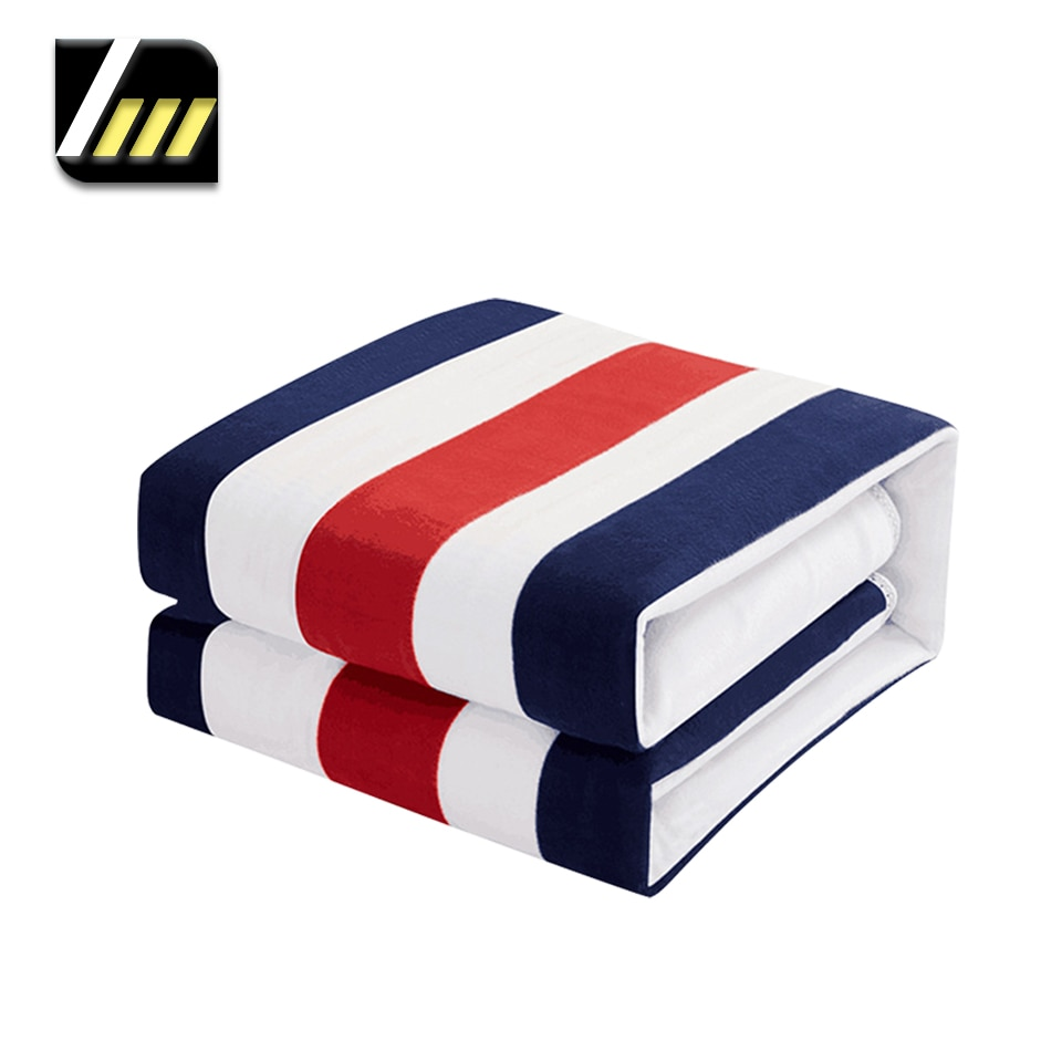 waterproof electric heating pad heater warmer mat blanket for pet Electric Blanket Thicker Heater Double Body Warmer 150*70 cm Heated Blanket Thermostat Electric Heating Blanket Electric Heating