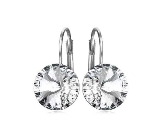 Модные-висячие-серьги-с-кристаллами-от-swarovski-серебряного-цвета-белые-круглые-серьги-капельки-для-женщин-бижутерия-для-вечеринки-свадьбы