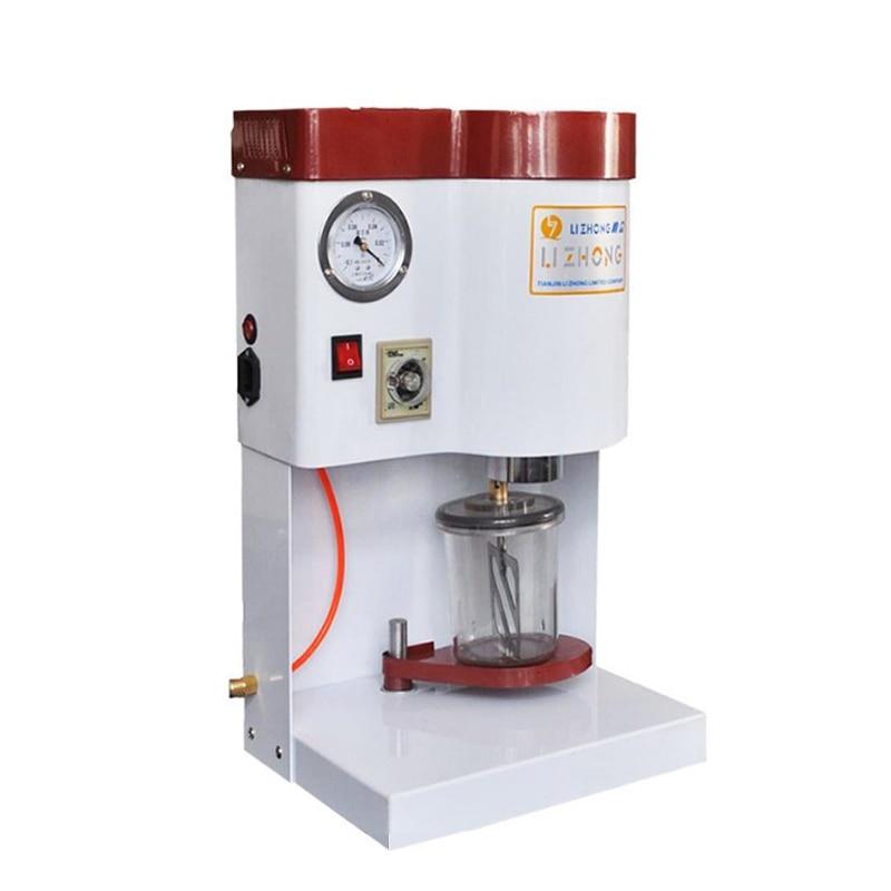 Dental Lab Equipment Negative pressure Vacuum Mixer Vibrating Investment Materials
