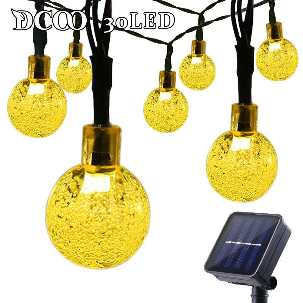 Dcoo открытый Стинг освещения шар огни 30 светодиодов Пожалуйста, тщательно проверьте всю информацию перед отправкой формы. После отправки Вы ...