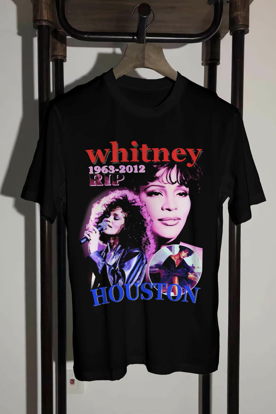 Whitney Houston T Shirt Hot Item Größe S 2Xl