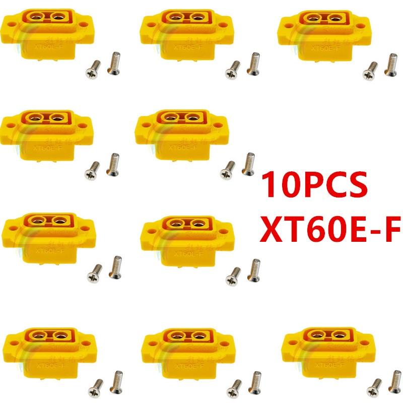 KingApe-conector macho y hembra de cable para cuadricóptero RC, XT60E-F Amass XT60...