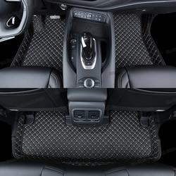 Lsrtw2017 estilo do carro tapetes interiores para great wall haval f7 2017 2018 2019 2020 f7x acessórios tapete pé