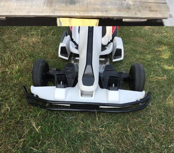 Pára-choques para ninebot gokart kit kart reequipamento inteligente auto equilíbrio scooter anti-colisão proteger acessórios