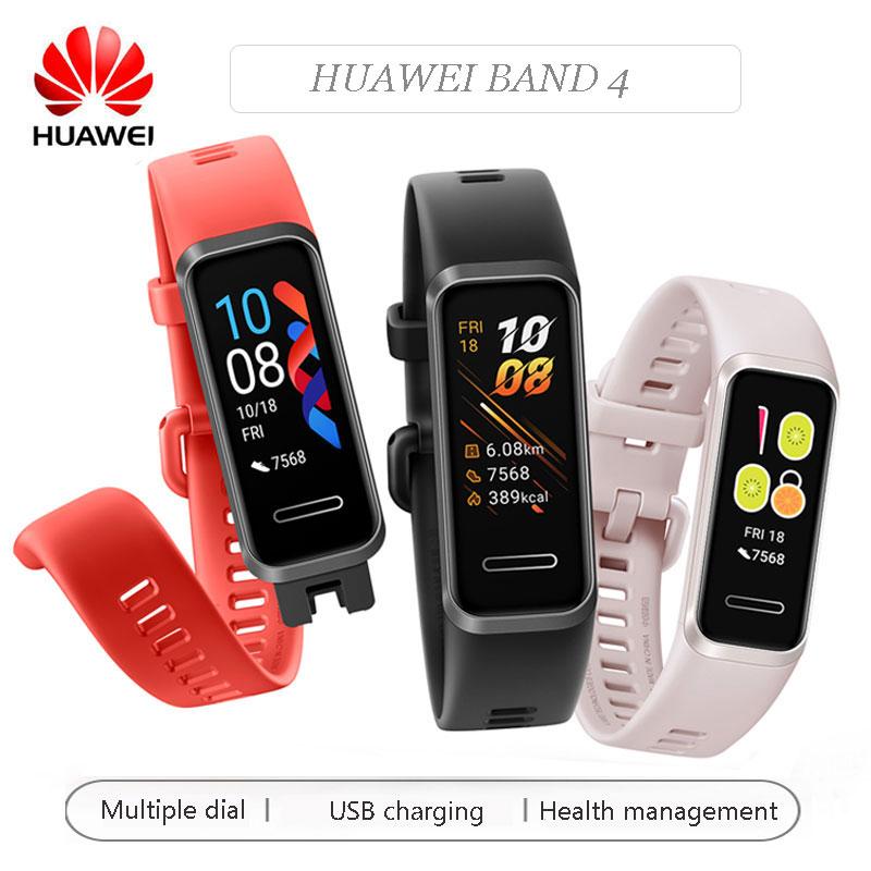 Banda de Huawei 4/3/3 PRO pulsera Samrt actividad ritmo cardíaco Fintess Tracker pasómetro impermeable GPS Monitor