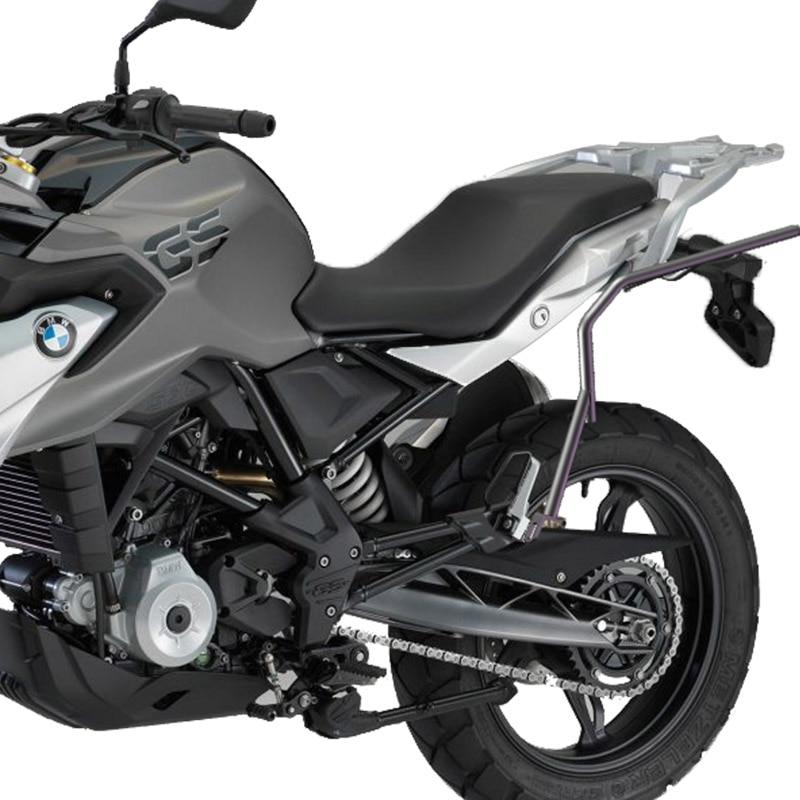 Nuevo para BMW G310R G310GS SHAD SH23 SH36, caja lateral para equipaje de motocicleta, caja de soporte, sistema portador