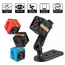 sq11 Mini Camera Sport DV Video small Camera HD 2160P Sensor Night Vision Camcorder Motion DVR Micro