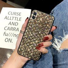 Mermaid Bling Case For Samsung A50 A70 A10 A20 A30 A40 A60 M20 S10 lite S8 S9 Plus Note 9 J4 J6 J8 A6 Plus A7 A9 2018 S7 Edge