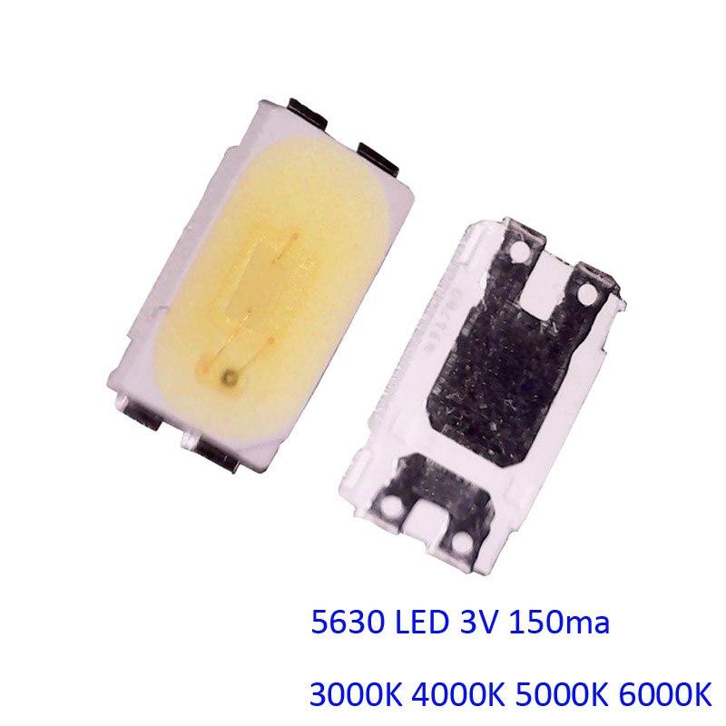 Entrega rápida a mais grande da microplaqueta do diodo emissor de luz 0.5 k 5630 k 100-5000 v 150ma do diodo emissor de luz da microplaqueta 3000 w 3.0 do diodo emissor de luz 3.4 dos pces