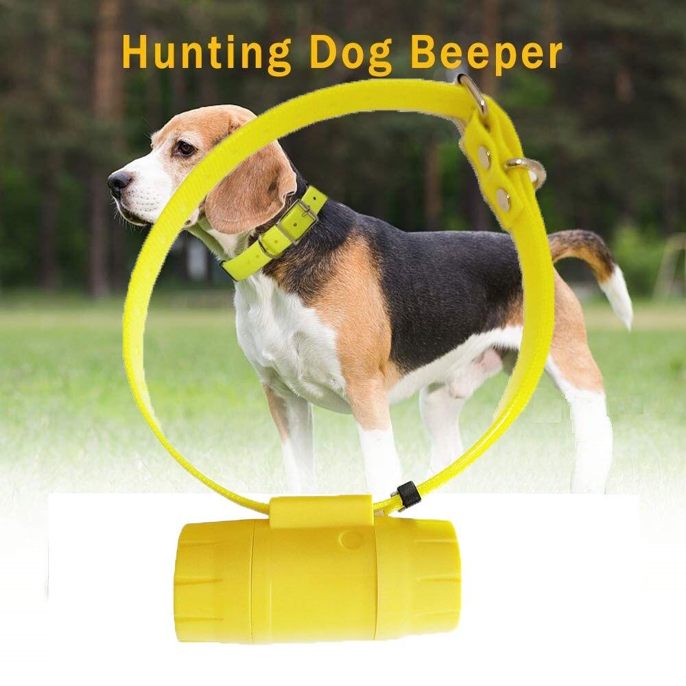 Collier de chasse et de suivi pour chiens, télécommande, beeper, étanche, répulsif pour animaux de compagnie, colliers dentraînement pour petits, moyens et grands chiens