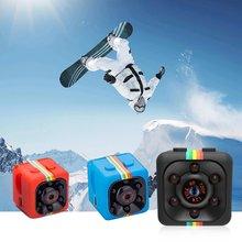 SQ11 Mini Camera 960P Sensor Night Vision Camcorder Motion DVR Micro Camera Sport DV Video small Cam