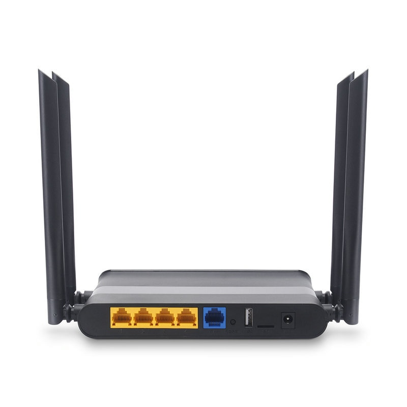 1300M Dual-Band Gigabit Wireless Router All Netcom Game Acceleration Intelligent Wireless Routerwifi Router Wifi Extender enlarge