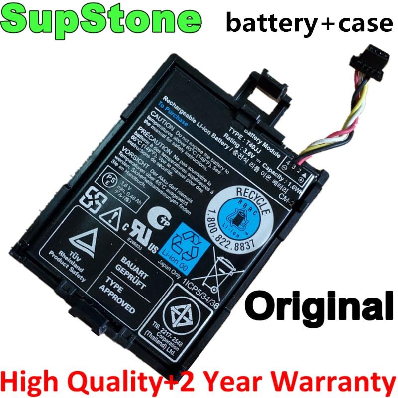 SupStone حقيقية الأصلي T40JJ 70K80 D0JMF H810 N3V6G TTVVV TY8F9 لديل PowerEdge من M620 R320 R420 R520 R620 R720 R820 H710P