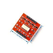 10Pcs TLP281 4 Ch 4-Kanaals Opto-Isolator Ic Module Voor Arduino Uitbreidingskaart Hoge En Lage niveau Optocoupler Isolatie