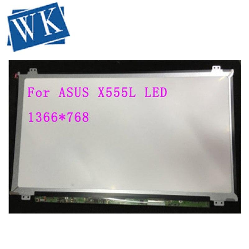 """15,6 """"Slim Laptop LCD pantalla para Asus X555L SERIES LED pantalla LCD Schermo Pantalla de 40 pin 1366*768"""