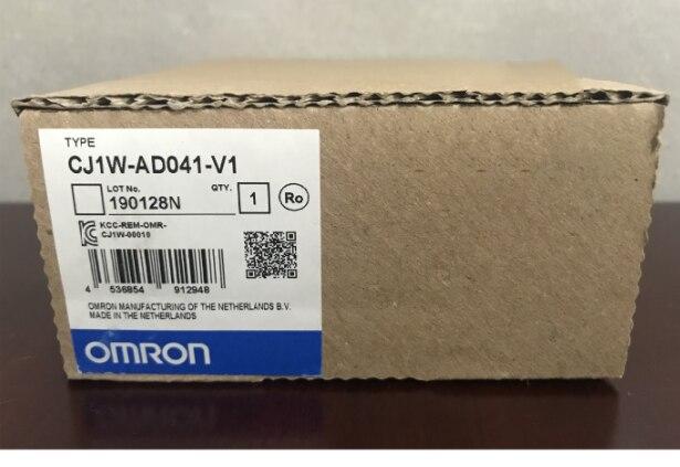 جديد الأصلي CJ1W-AD041-V1 CJ1W-AD081-V1