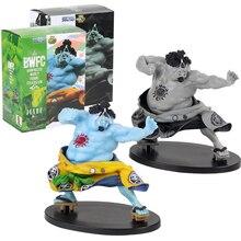 Ein Stück Jinbe Action Figure BWFC Fishman Jinbe Sonne Piraten Welt Collosseum Modell Spielzeug